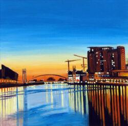 Angela Wakefield Salford Quays