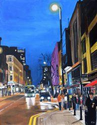 Deansgate Manchester