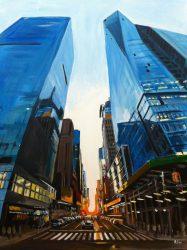 New York Scene 1