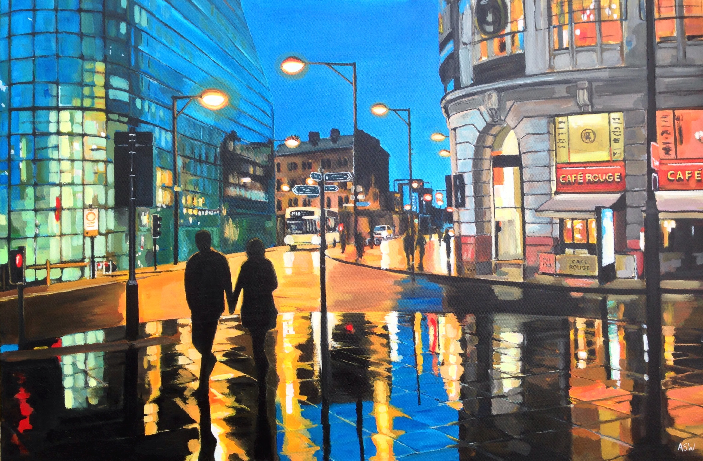 Paintings of Manchester