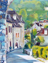 'Saint-Cirq-Lapopie, Midi-Pyrénées'