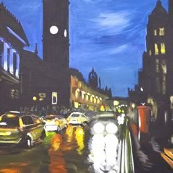 Paintings of Edinburgh
