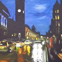 Paintings of Edinburgh