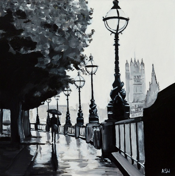 Victoria Embankment London Angela Wakefield