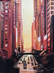 Paintings of New York