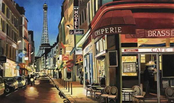 Paris Cafe, France