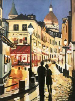Angela Wakefield Le Consulat Cafe Montmartre Paris
