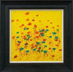 Paintings of Flowers by British Artist Angela Wakefield